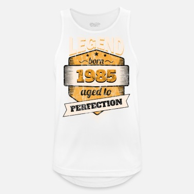 1985 1985 - Men's Breathable Tank Top