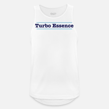 Turbo Essence - Men's Breathable Tank Top