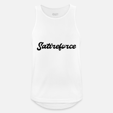 Satire satire Force - Mannen sport tank top