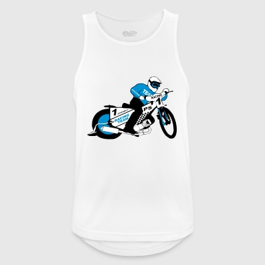 speedway - Men's Breathable Tank Top