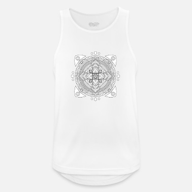 Zen ZEN - Men's Breathable Tank Top