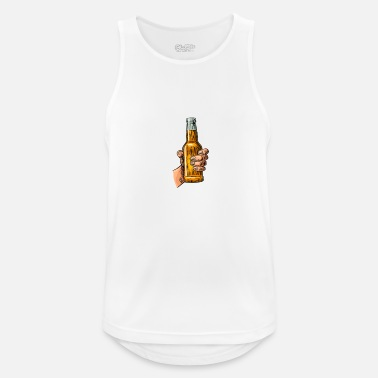 Occasion Drinking shirt for every occasion - Men's Breathable Tank Top