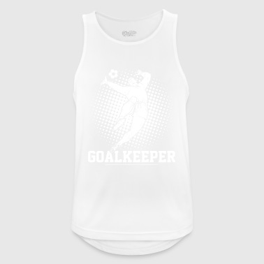 Goalkeeper goalkeeper - Men's Breathable Tank Top