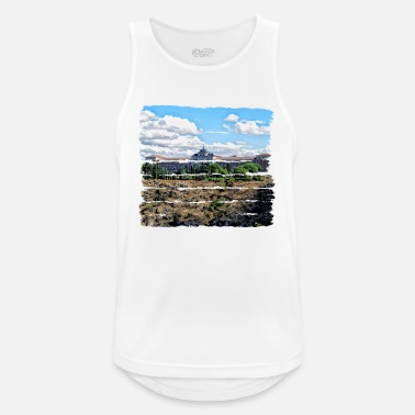 Infantry The historic Infantry Academy in Toledo - Men's Sport Tank Top