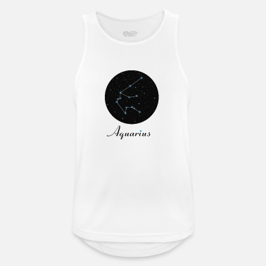 Aquarius Aquarius Aquarius - Men's Breathable Tank Top