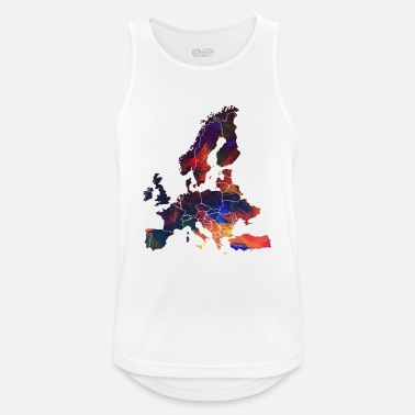 Europe Europe - Men's Breathable Tank Top