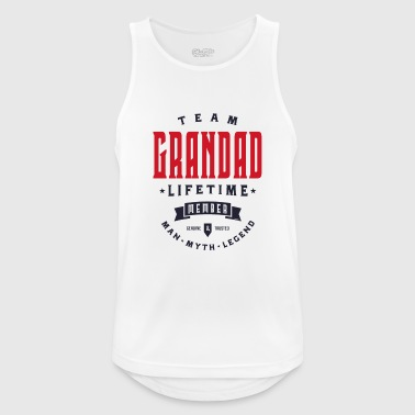 Grandad GRANDAD - Men's Breathable Tank Top