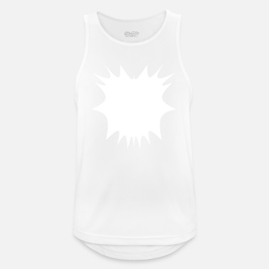 Symbol SYMBOLS SYMBOLS - Men's Breathable Tank Top