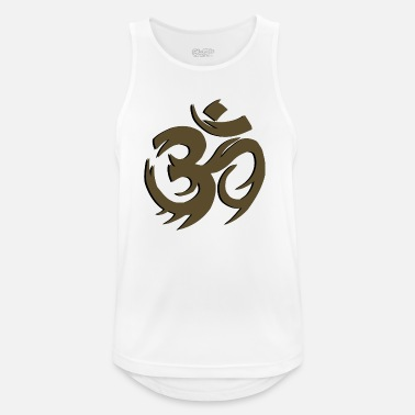 OM ~ ~ - Men's Breathable Tank Top