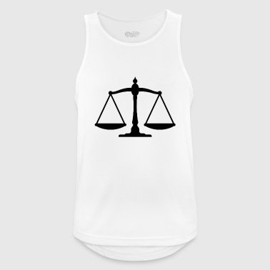 Libra - Men's Breathable Tank Top