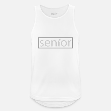 Senior Senior - Men's Breathable Tank Top