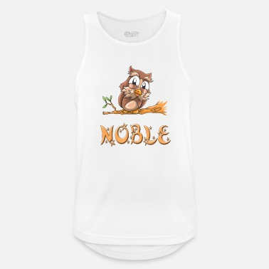 Noble Ugle Noble - Sports tanktop mænd