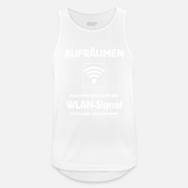 Teenager Family Teenager Design 1624 - Mannen tanktop ademend