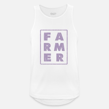 Farmer FARMER - farmer - farmer - Men's Breathable Tank Top