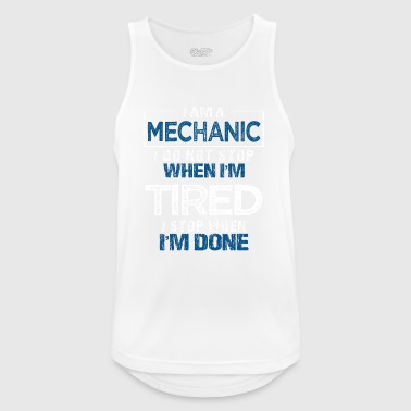 Mechanic Mechanic Gift Mechanic Mechanic Car - Men's Breathable Tank Top