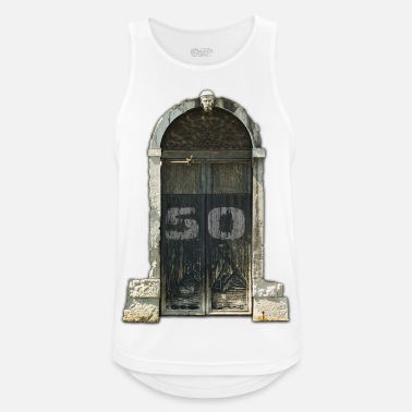 Birthday 50th birthday - Men's Breathable Tank Top