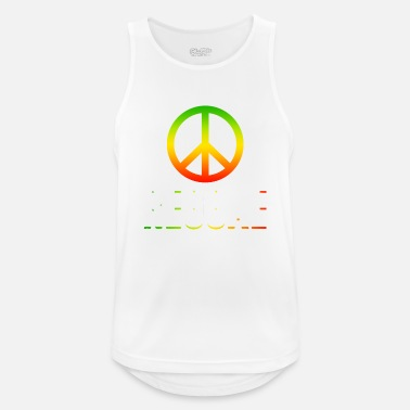 Reggae Reggae - Men's Breathable Tank Top