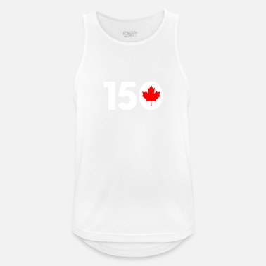 Confederate Canada 150th Anniversary Of Confederation Canadian - Men's Breathable Tank Top