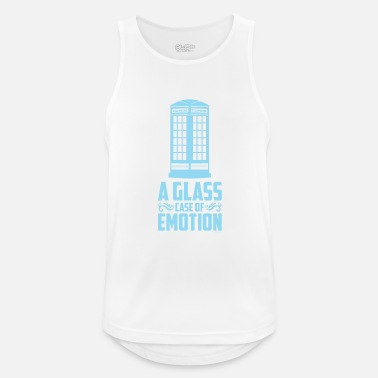 Telephone Blue Telephone - Men's Sport Tank Top