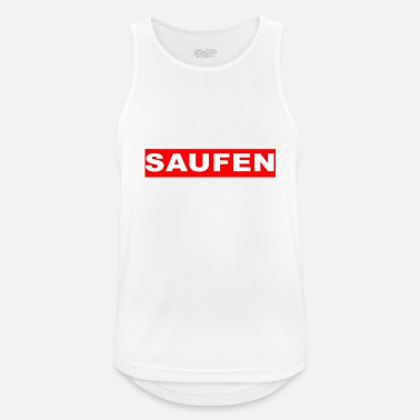 Drinking DRINK - Men's Breathable Tank Top