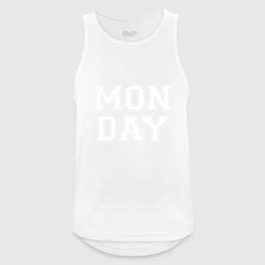 Monday monday - Men's Breathable Tank Top