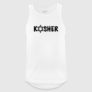 Kosher Star of David - Men's Breathable Tank Top