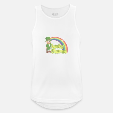 Lucky Charm lucky charm - Men's Breathable Tank Top