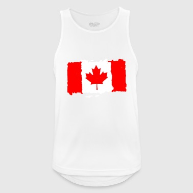 Canada Flag Canada flag - Men's Breathable Tank Top