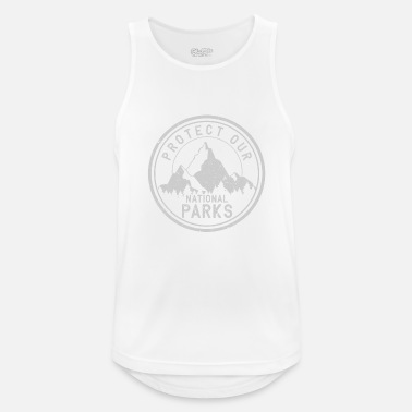 National Park National Park - Men's Sport Tank Top