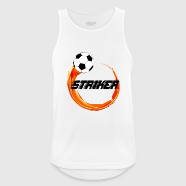 Strike Striker - Pustende singlet for menn
