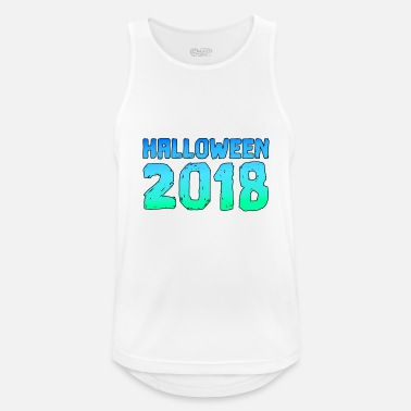 Halloween Halloween 2018 Halloween Halloween Halloween - Camiseta sin mangas hombre transpirable