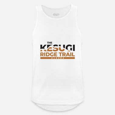 National Kesugi Ridge Trail – Alaska - Männer Sport Tanktop