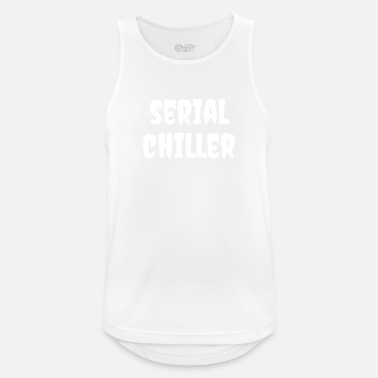 Serial Serial Chiller - Men's Sport Tank Top
