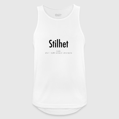 stylish - Men's Breathable Tank Top