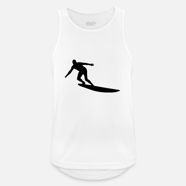 Wind Surfing surfboard surf surfing wind surfer12 - Men's Breathable Tank Top