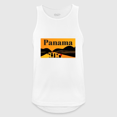 Panama Panama - Men's Breathable Tank Top