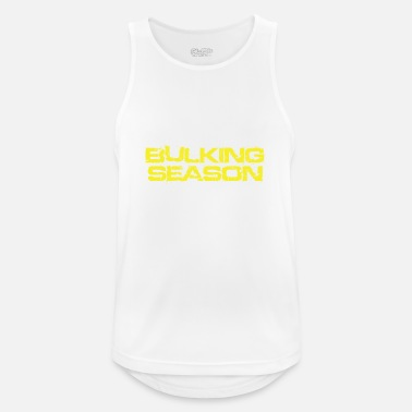 Bulk Up BULKING SEASON - Men's Sport Tank Top