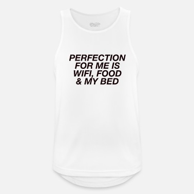 Not Perfect Perfection - Men's Breathable Tank Top