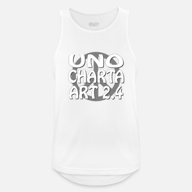 Uno Charter # 2 - Men's Sport Tank Top