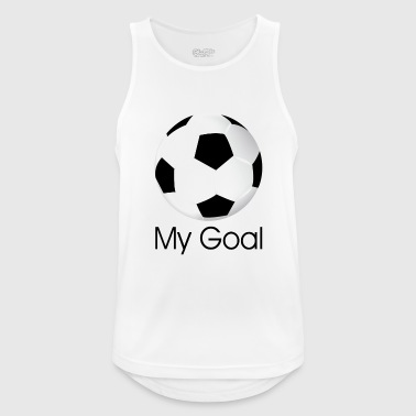 Soccer Ball soccer ball - Men's Breathable Tank Top