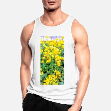 Blooming mustard - Men's Sport Tank Top