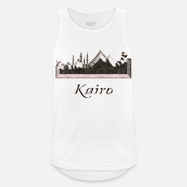 Cairo Cairo - Men's Breathable Tank Top