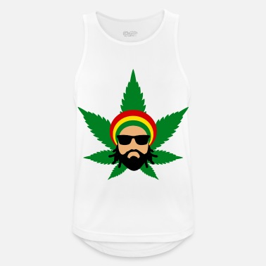 Rasta Rasta Herbalist - Men's Breathable Tank Top