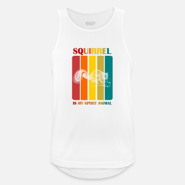 Squirrel Squirrel squirrel - Men's Sport Tank Top