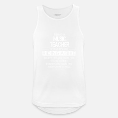 Music Teacher Music Teacher - Men's Sport Tank Top