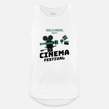 Cinema Cinema 3V - Men's Breathable Tank Top