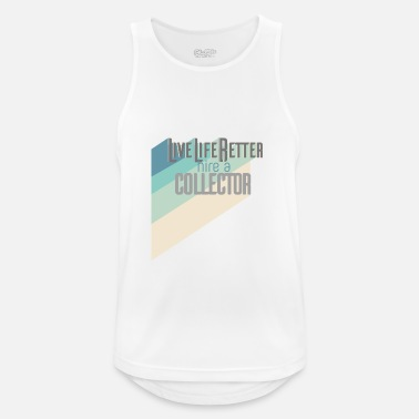 Collections Collectible - Men's Breathable Tank Top