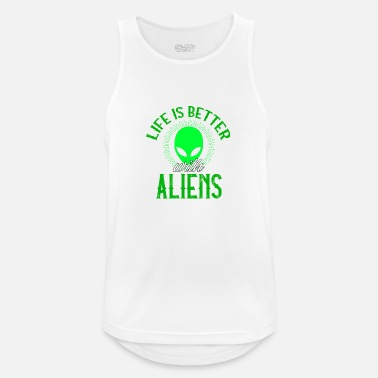 Alien Alien Aliens Alien Alien Gift - Men's Breathable Tank Top