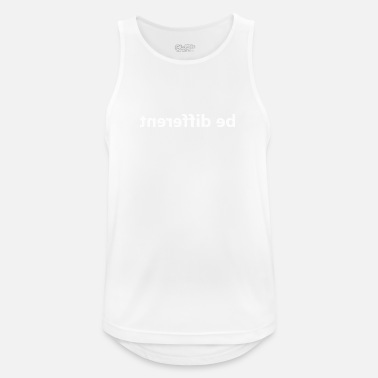 Different Be different be different - Men's Sport Tank Top