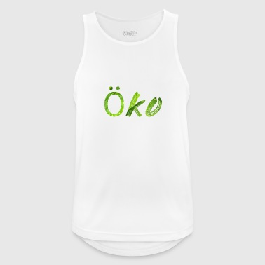Eco - Men's Breathable Tank Top